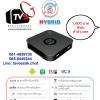 กล่องแอนดรอยด์ PSI O5 Hybrid (Android box)