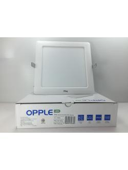 โคมEcomax Slim DL 8 เหลี่ยม 24W 6000K OPPLE