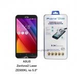 """P-one ฟิล์มกระจก ASUS ZenFone2 Laser ZE500KL จอ 5"""""""