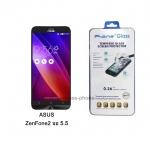 "P-one ฟิล์มกระจก ASUS ZenFone2 จอ 5.5 """