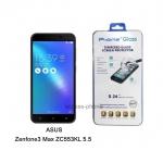 P-one ฟิล์มกระจก ASUS Zenfone3 Max ZC553KL 5.5