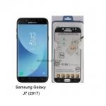 P-one ฟิล์มกระจก Samsung Galaxy J7 Pro (2017) / J7 Plus เต็มจอ (สีดำ)