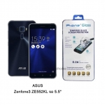 """P-one ฟิล์มกระจก ASUS ZenFone3 ZE552KL จอ 5.5"""""""